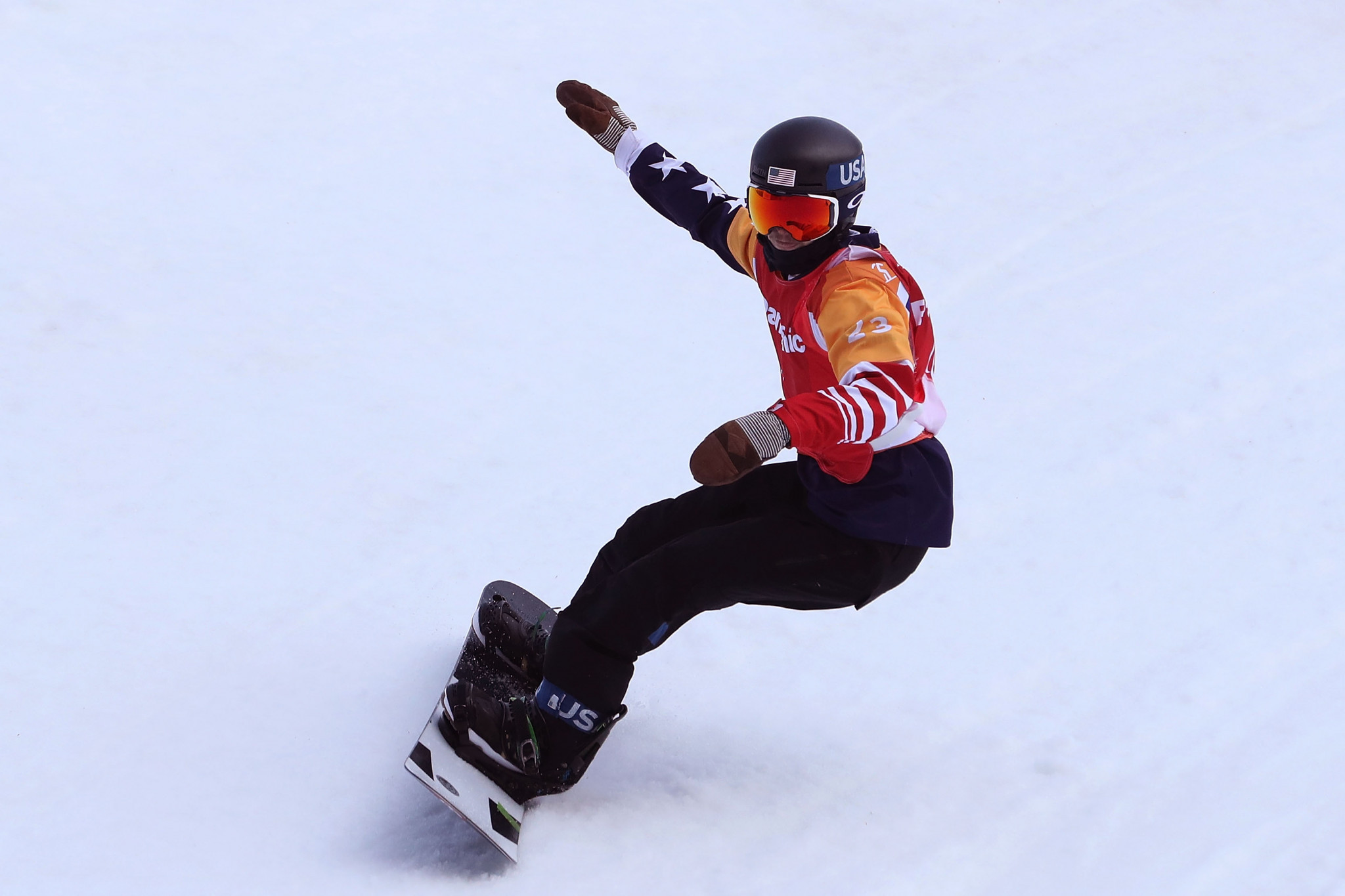 United States claim two golds at World Para Snowboard World Cup Finals