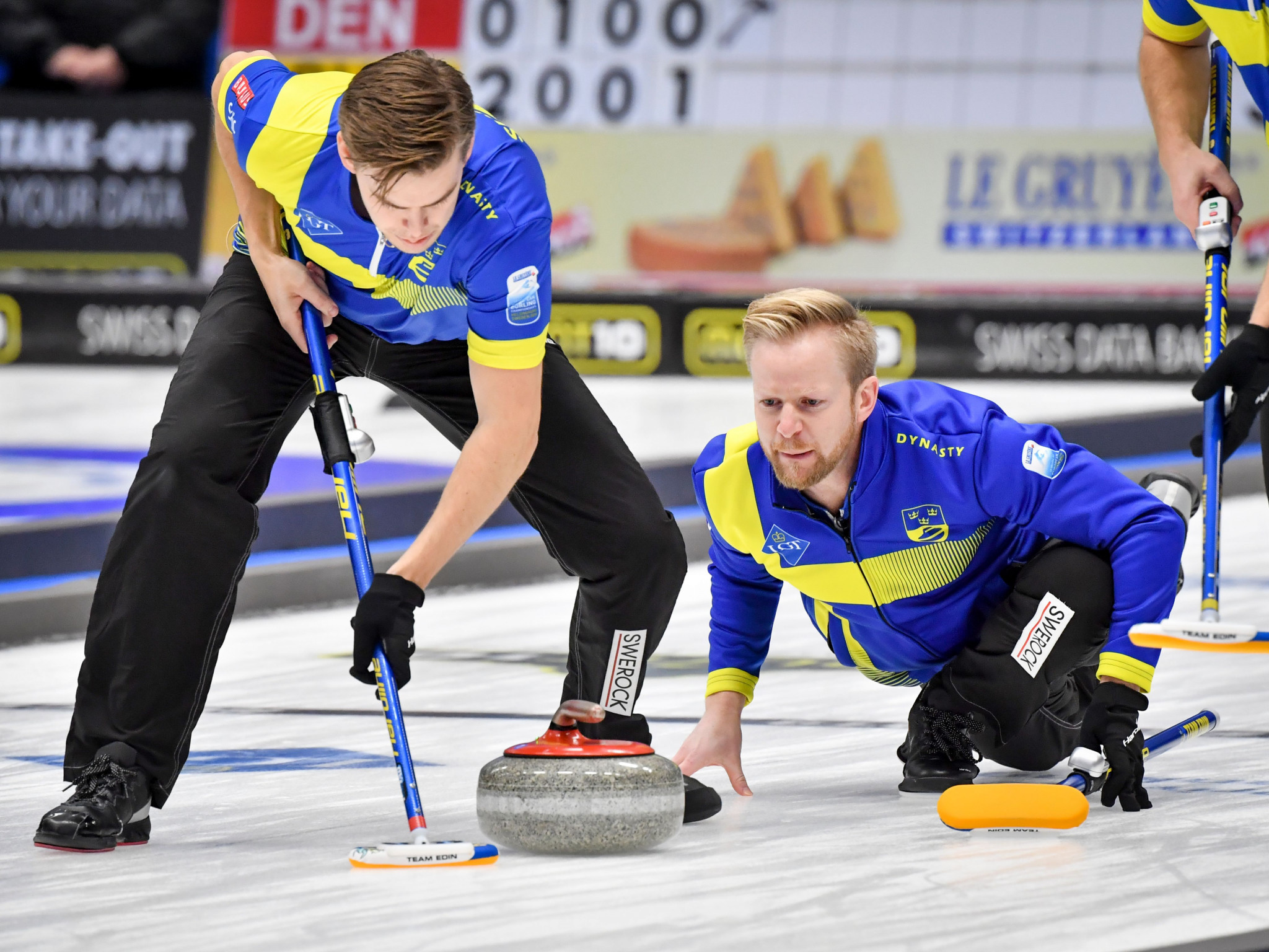 Edin eyes third title in a row at Men's World Curling Championship in Calgary