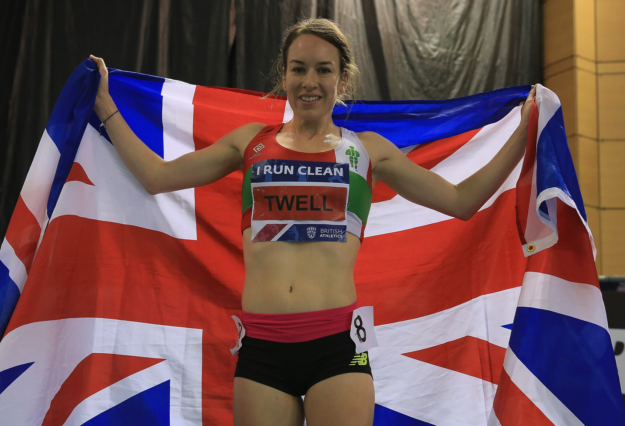 Steph Twell has been selected as one of Britain's marathon representatives at Tokyo 2020, and is set to compete in her third Olympics ©Getty Images
