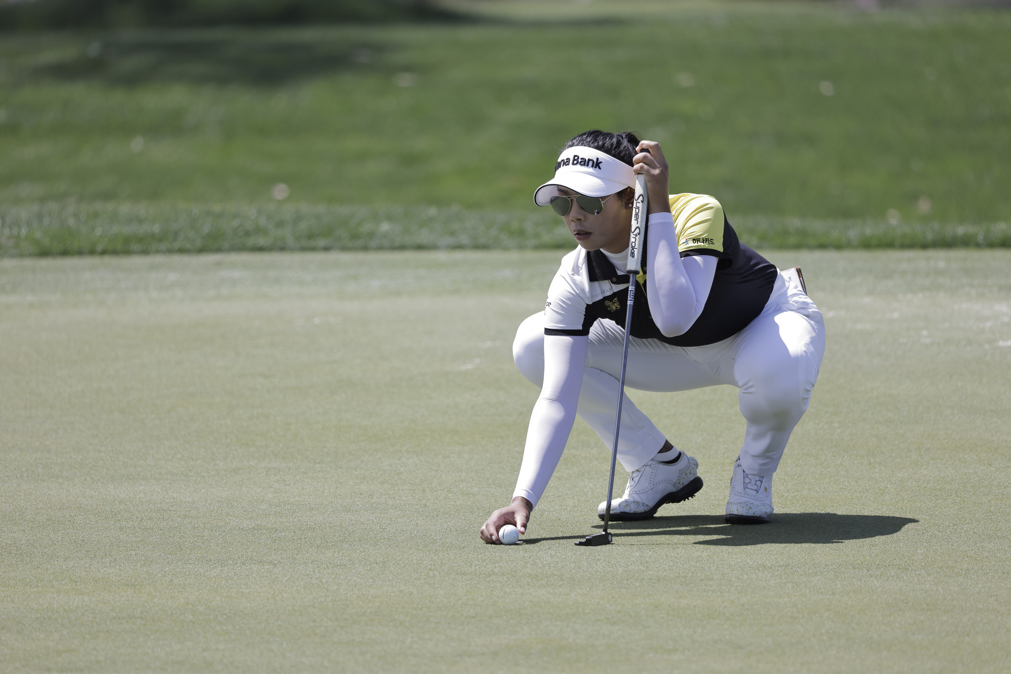 Tavatanakit leads ANA Inspiration by one shot after opening round