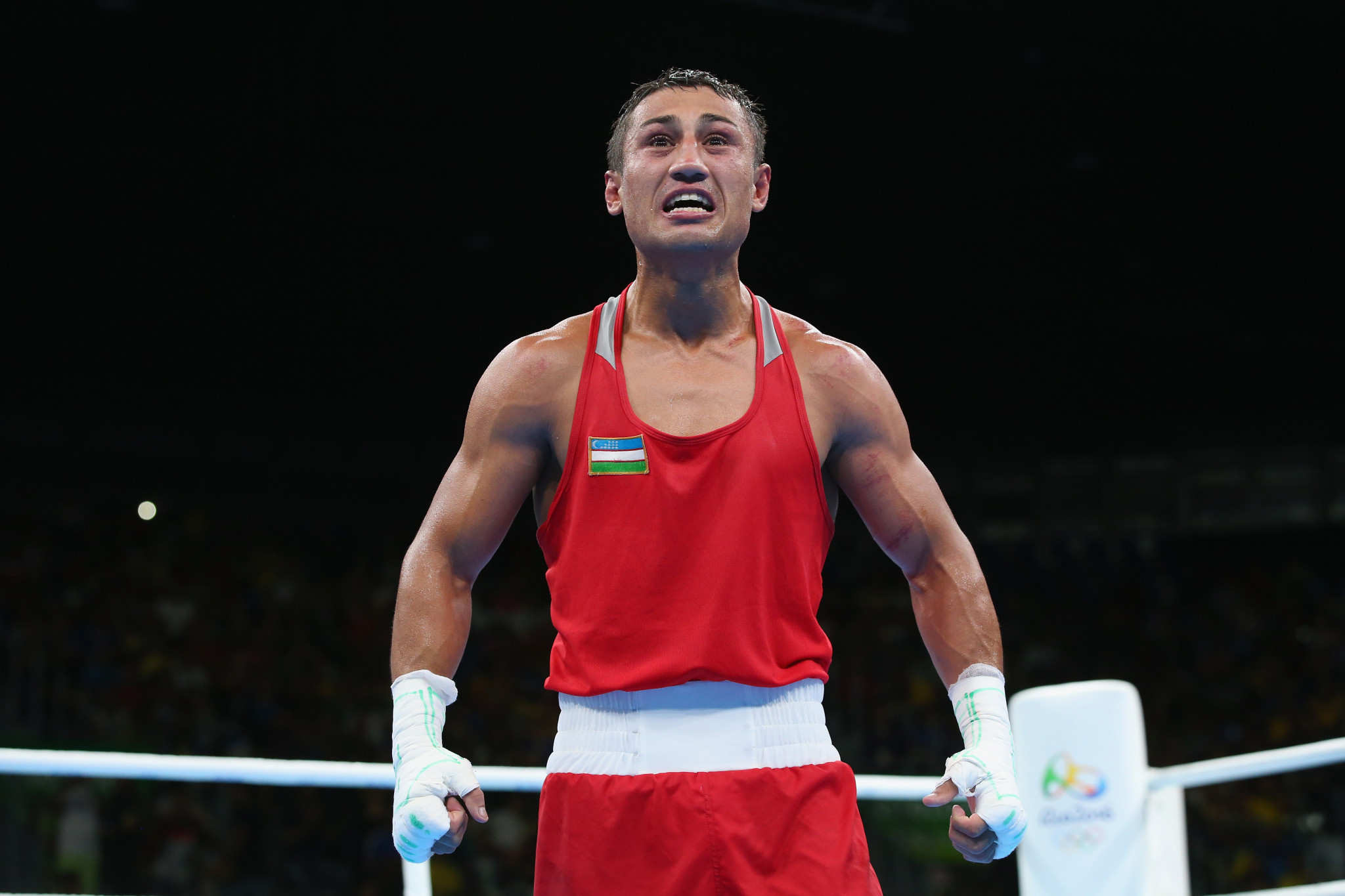Uzbekistan is one of Asia's best boxing nations, having won three gold medals in the sport at the Rio 2016 Olympics ©Getty Images