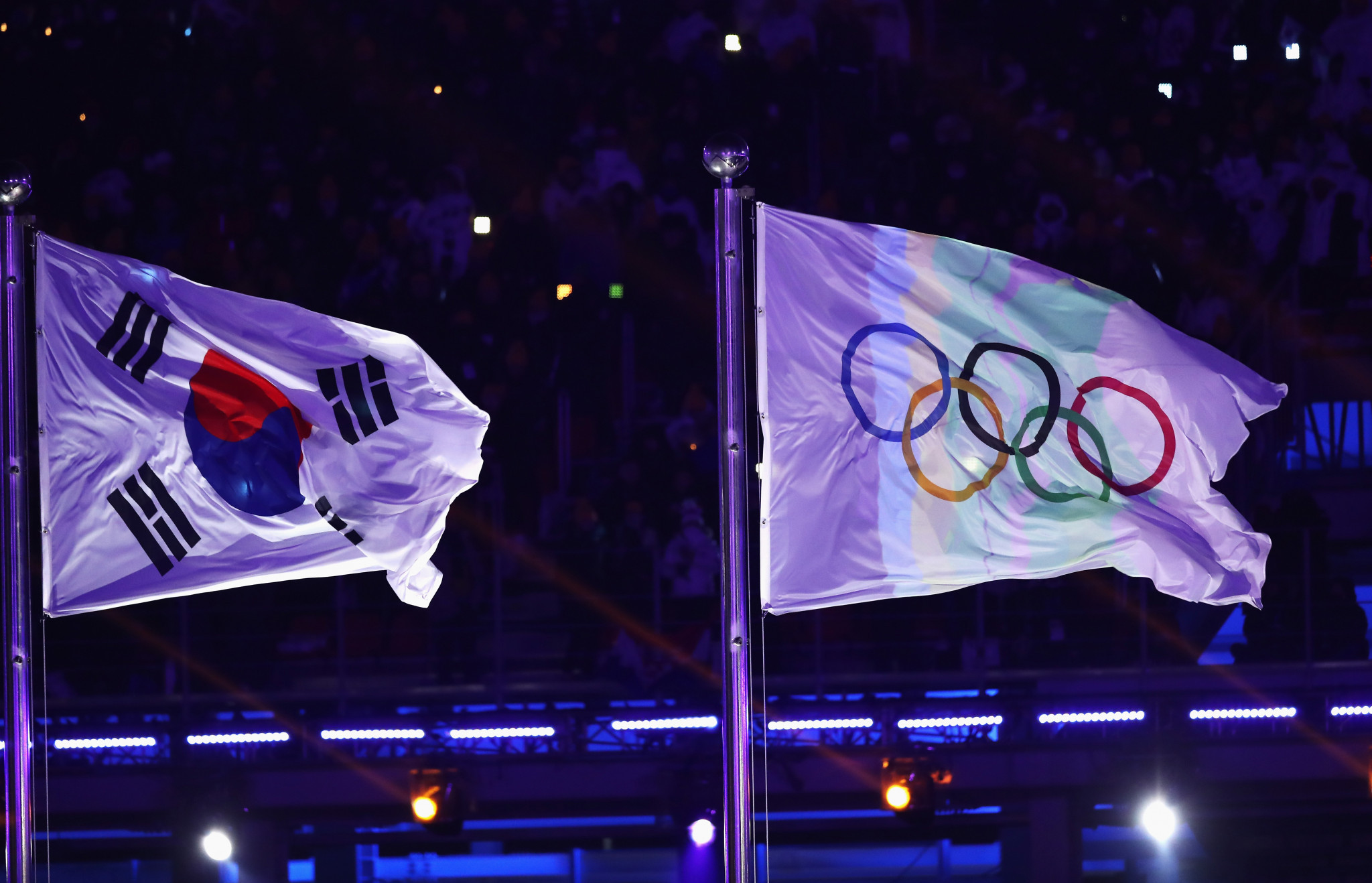 The Gangwon 2024 Organising Committee and the IOC Coordination Commission held a two-day meeting ©Getty Images