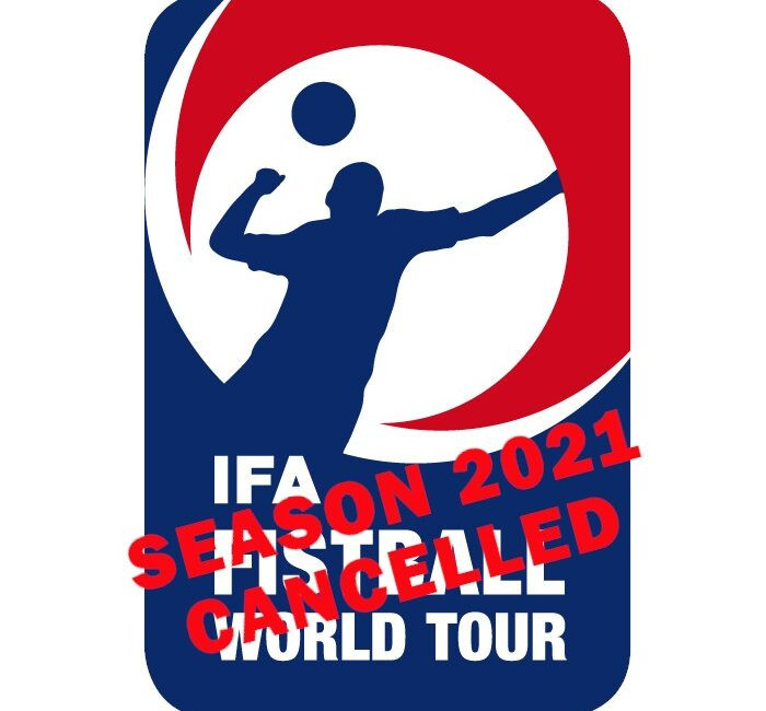 Fistball World Tour season axed over COVID-19
