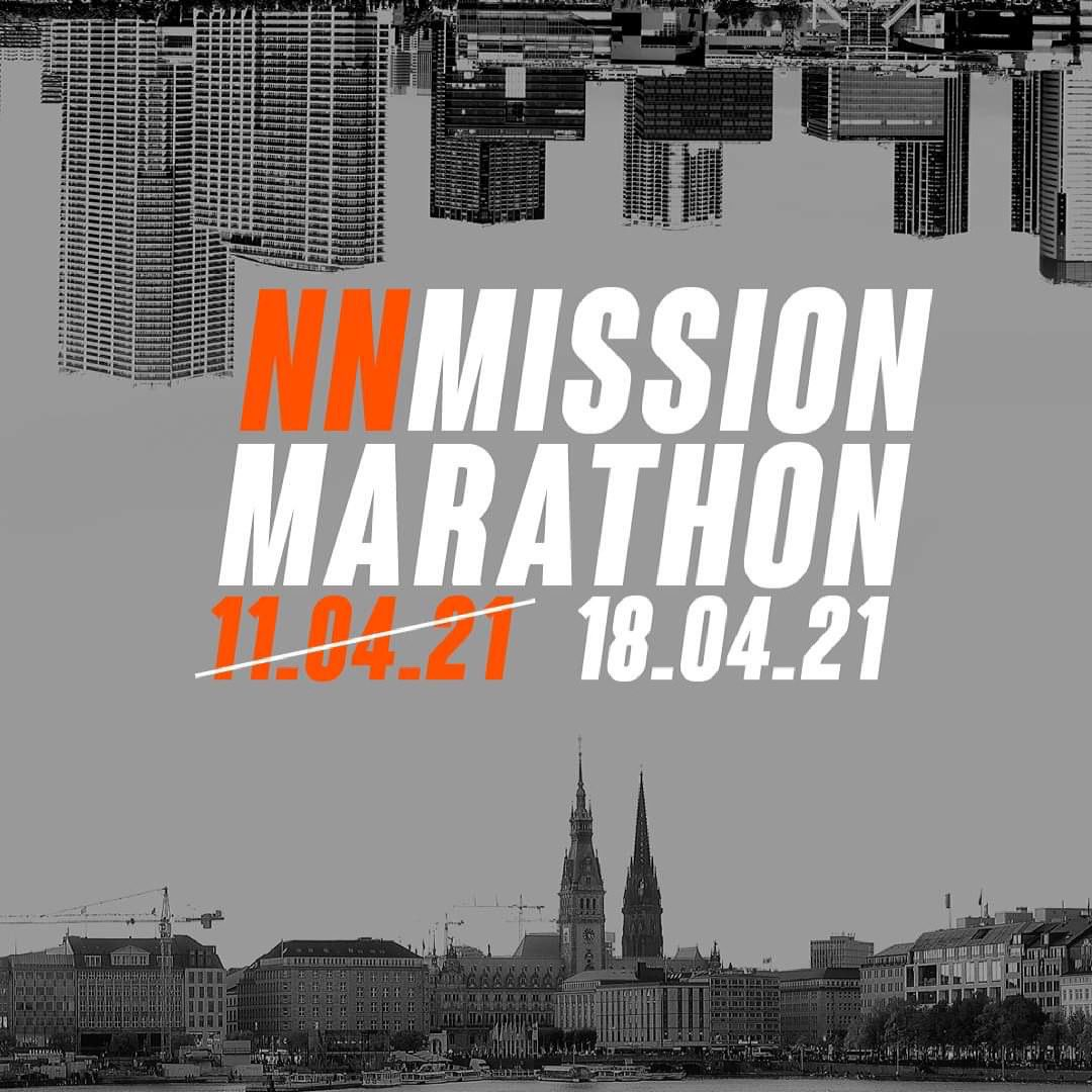 A new venue is required for the NN Mission Marathon ©NN Running Team