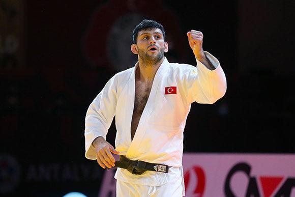 Albayrak gives host nation Turkey their first gold at IJF Antalya Grand Slam