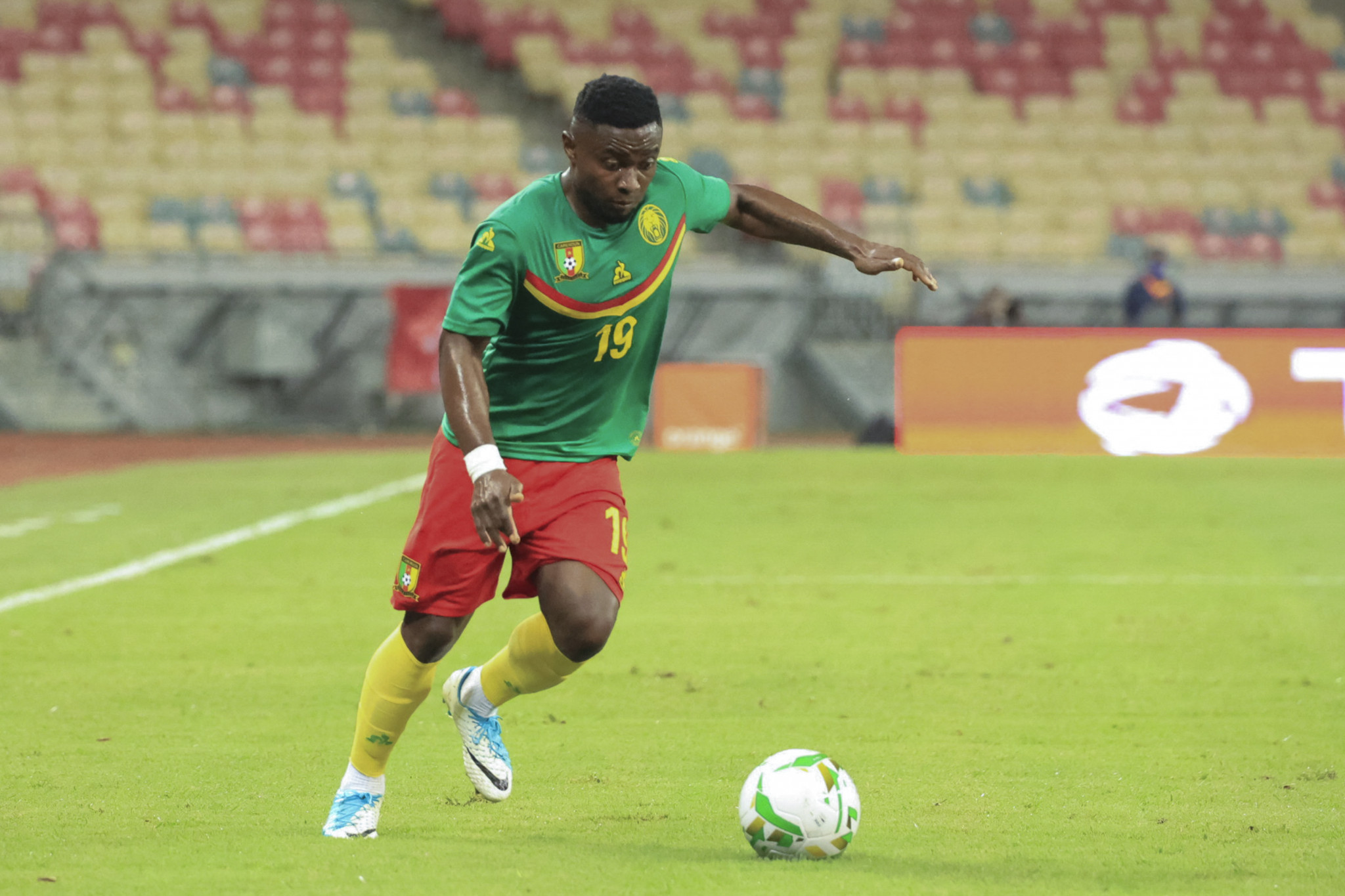 Cameroon will host the tournament in January and February ©Getty Images