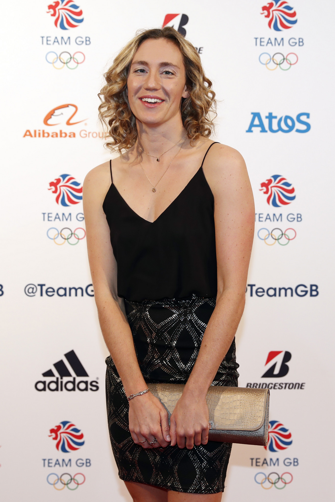 Lizzie Simmonds has been elected as the new chair of the BOA Athletes' Commission ©Getty Images