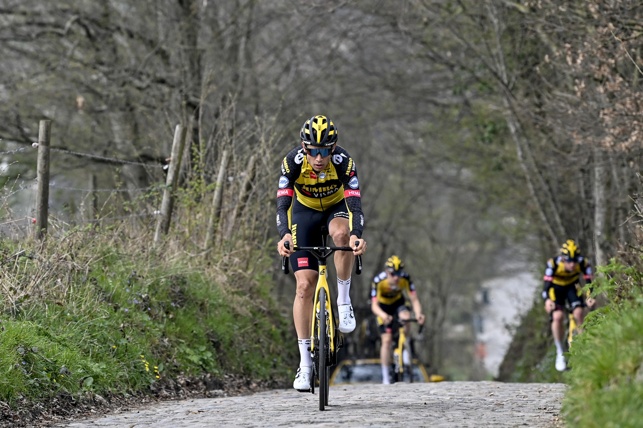 Defending champions among starters at Tour of Flanders