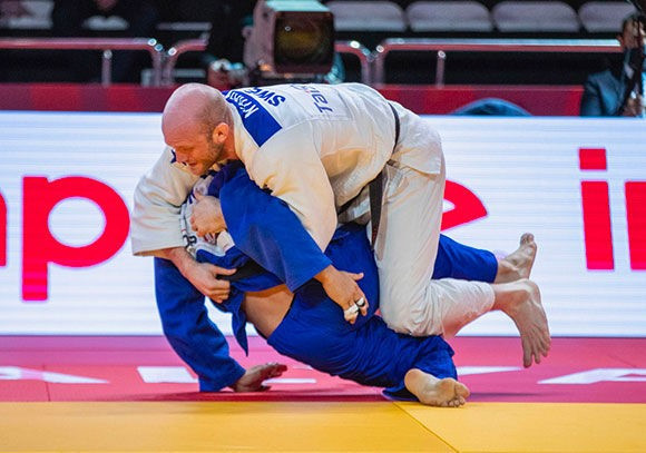 Nyman wins second gold medal in as many weeks on final day of IJF Antalya Grand Slam