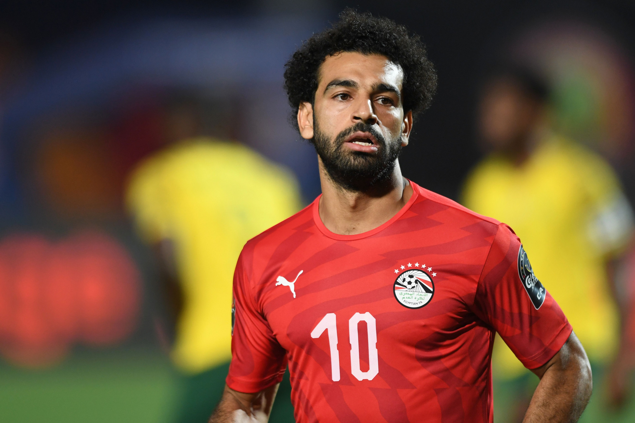 Mohamed Salah's Olympic status is still unknown ©Getty Images