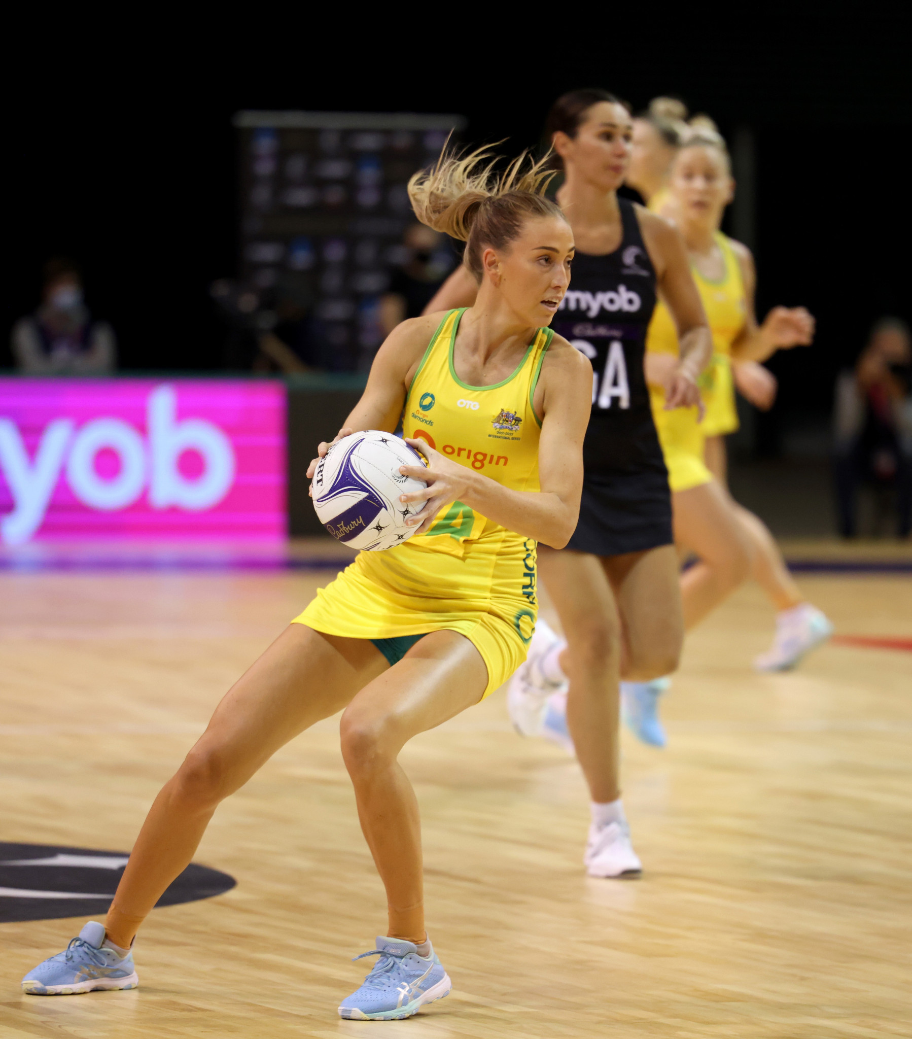 Australia currently do not hold either of netball's biggest prizes ©Getty Images