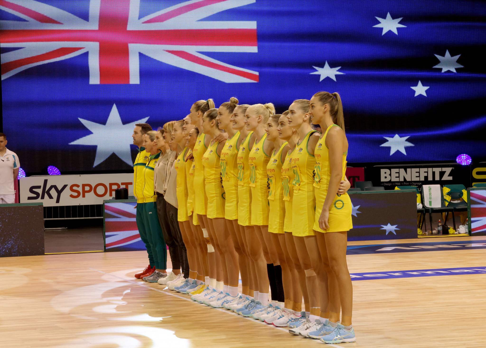 Netball Australia launch worldwide search for new chief executive