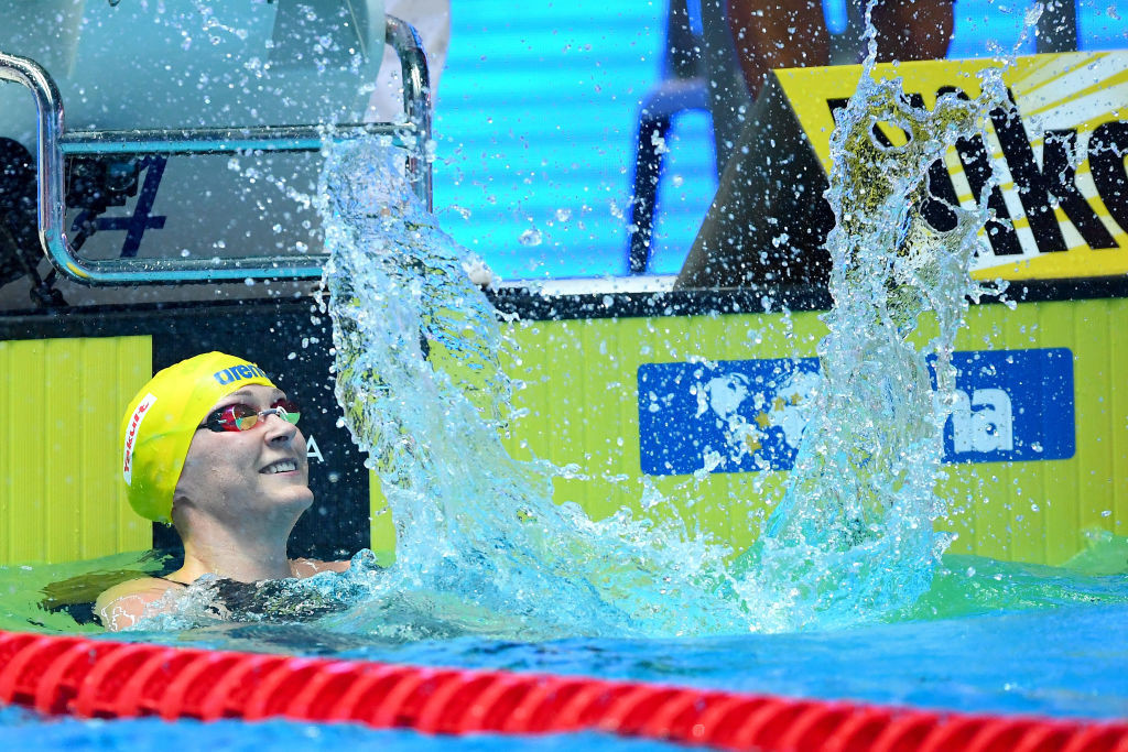 Sweden's world and Olympic swimming champion Sarah Sjostrom is among many fellow competitors to hail Rikako Ikee's qualification for Tokyo 2020, calling the Japanese swimmer