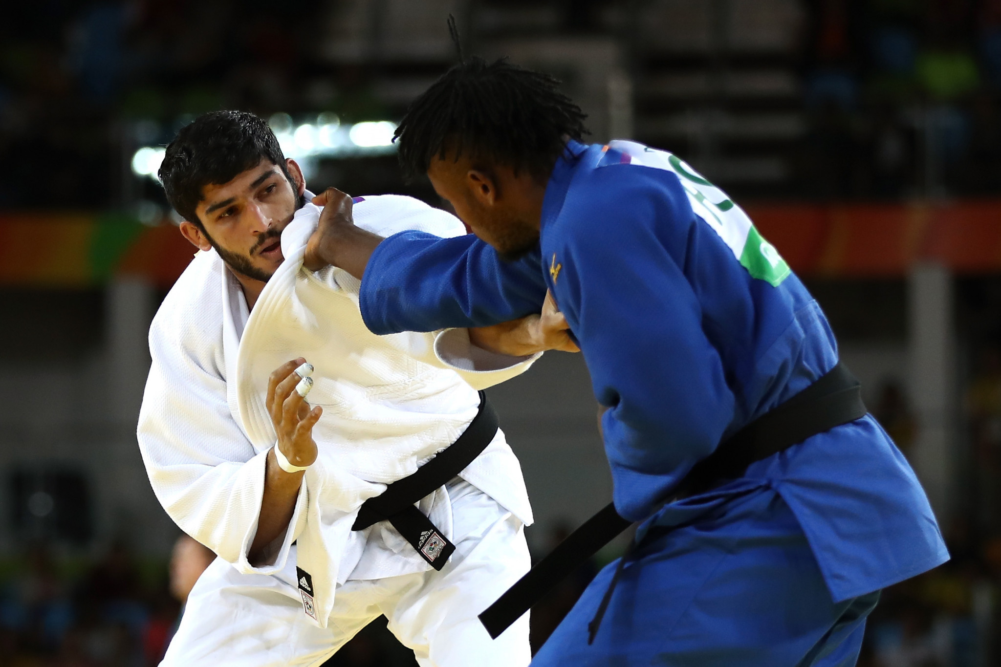 Avtar Singh is hoping to qualify for Tokyo 2020 with a strong showing at the Asia-Oceania Judo Championships ©Getty Images