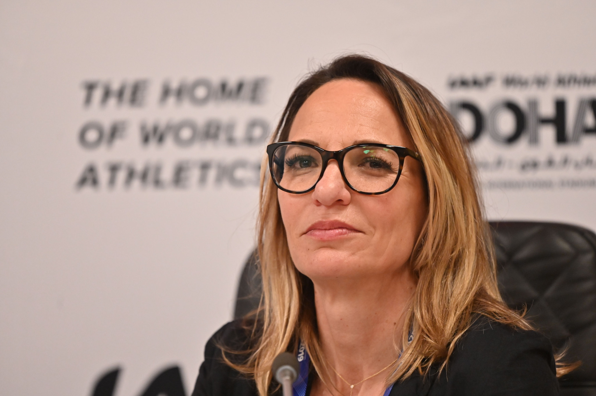 Ximena Restrepo was one of three independent members of the IWF's Reform and Governance Commission, which has now been disbanded ©World Athletics