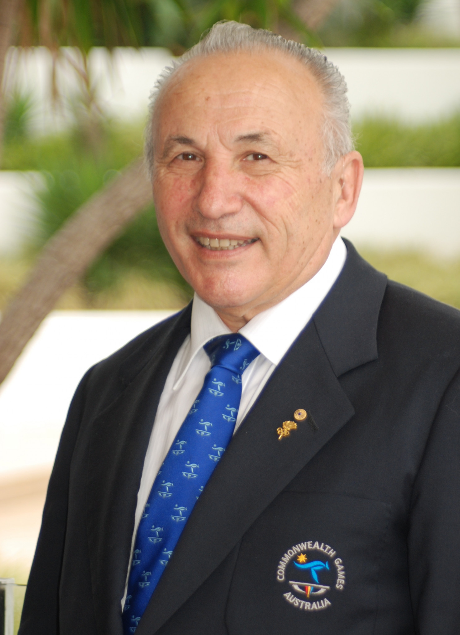 Australian Sam Coffa was one of seven IWF Board members to feature on the Reform and Governance Commission ©Sam Coffa