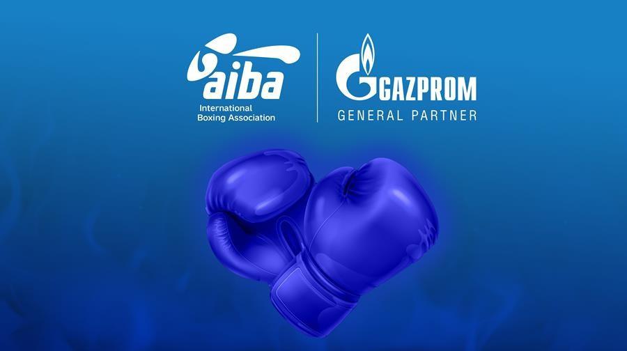 International Boxing Association confirm partnership with Gazprom