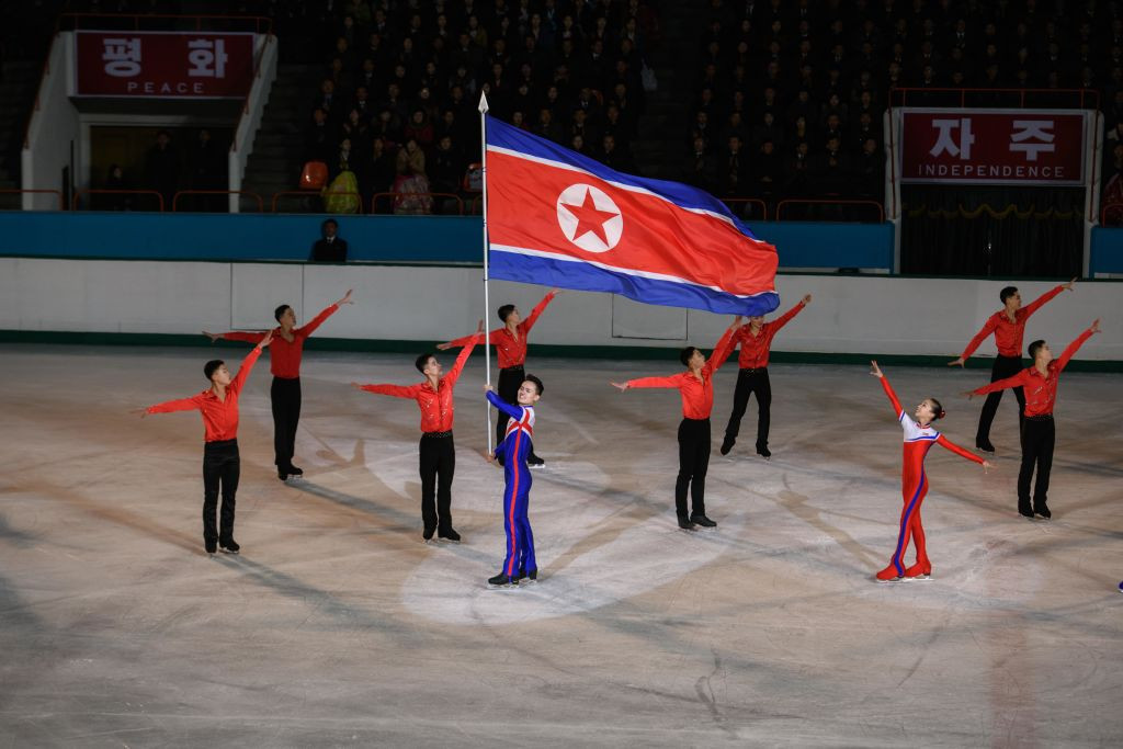 North Korea's withdrawal from Tokyo 2020 could affect attempts to open diplomatic dialogue with countries including South Korea ©Getty Images