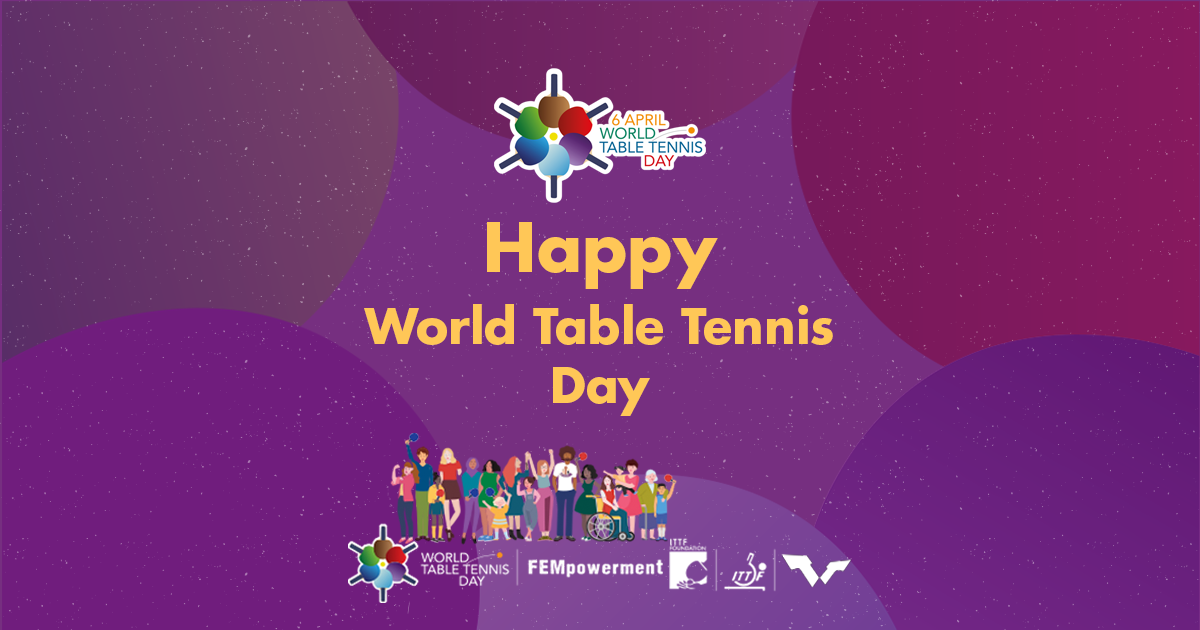 ITTF celebrates World Table Tennis Day with 24-hour livestream