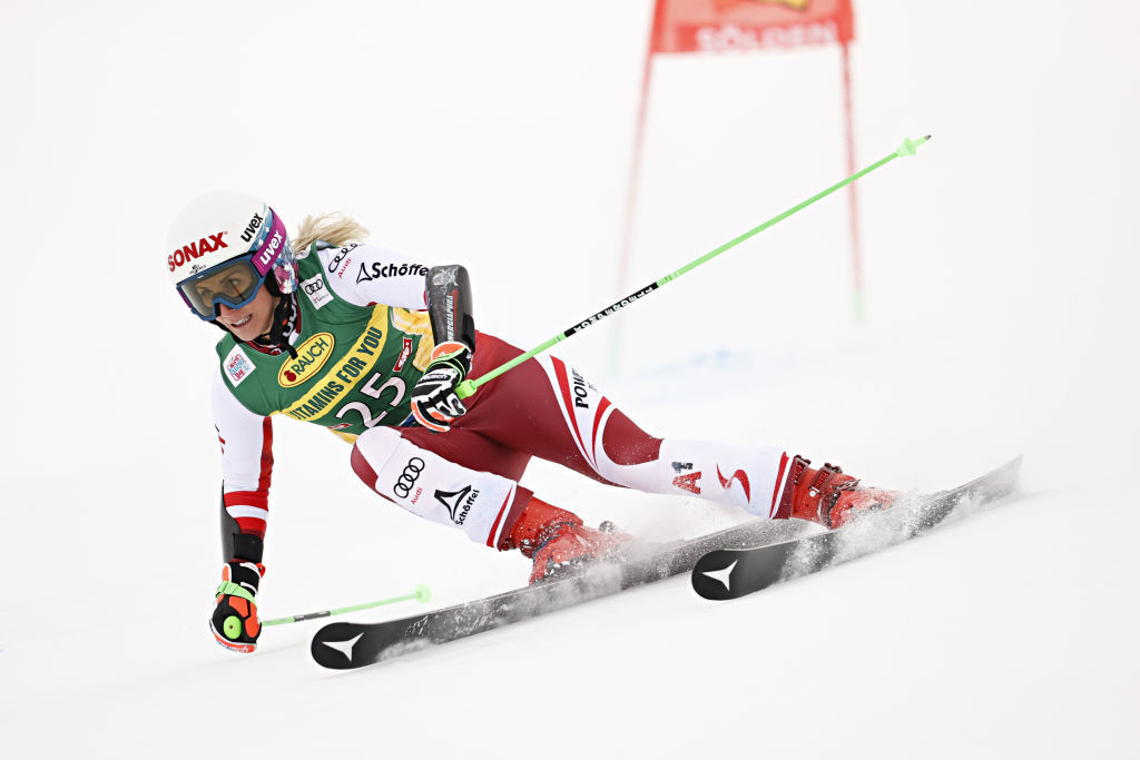 World Alpine skiing gold medallist Brem announces retirement