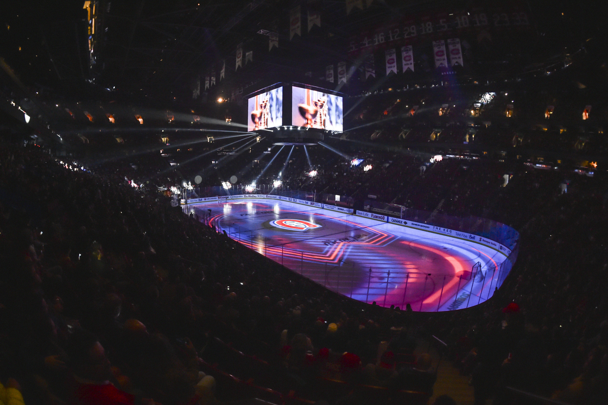 Centre Bell - home to the Montreal Canadiens - was due to stage the 2020 event before COVID-19 intervened ©Getty Images