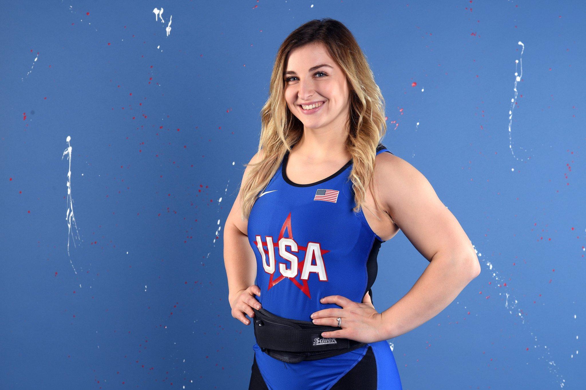 Kate Nye se encuentra entre los levantadores de pesas estadounidenses cuyas posibilidades de medalla aumentan porque Corea del Norte se salta los Juegos