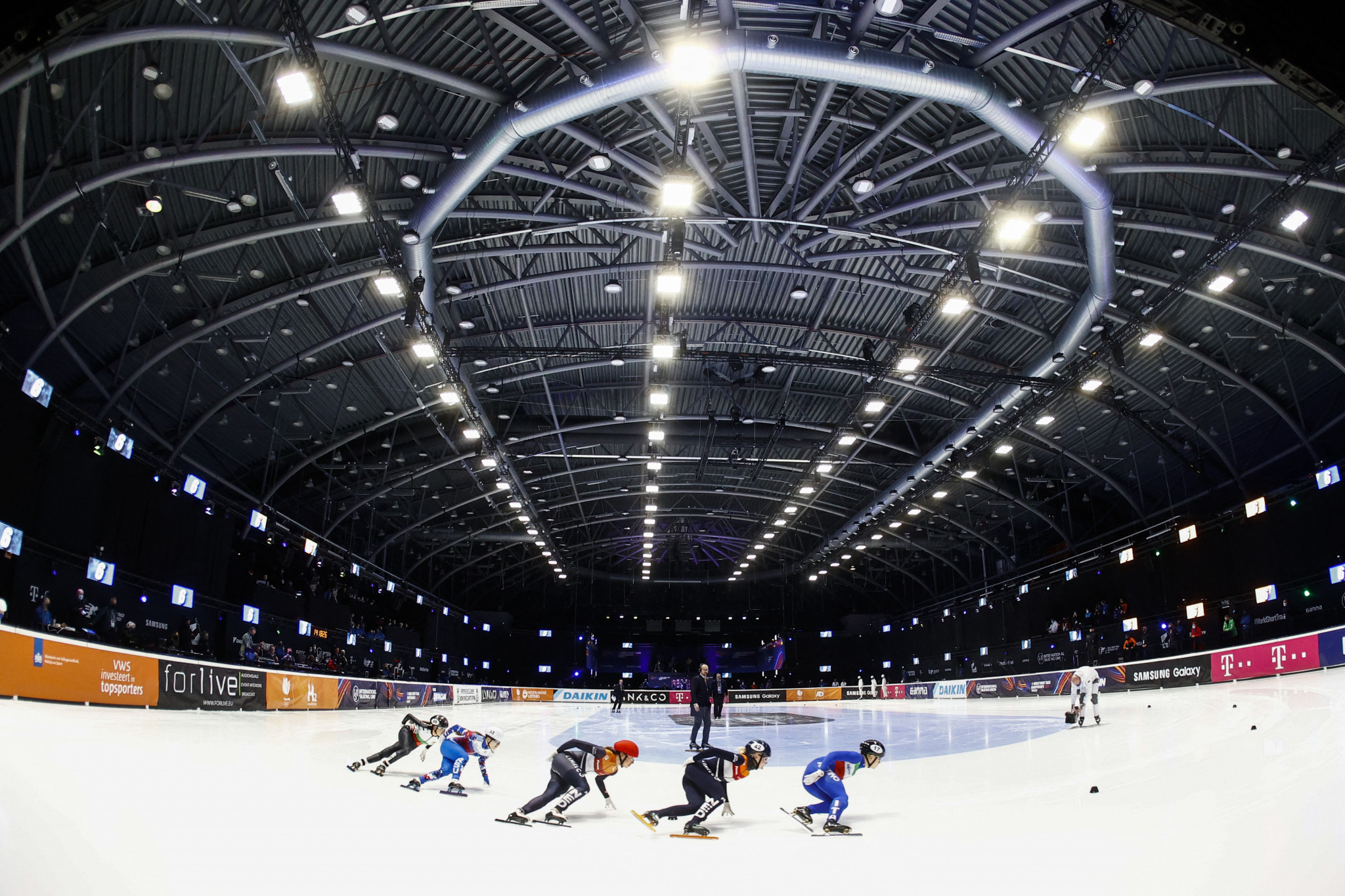 International Skating Union extends media rights deal by four seasons