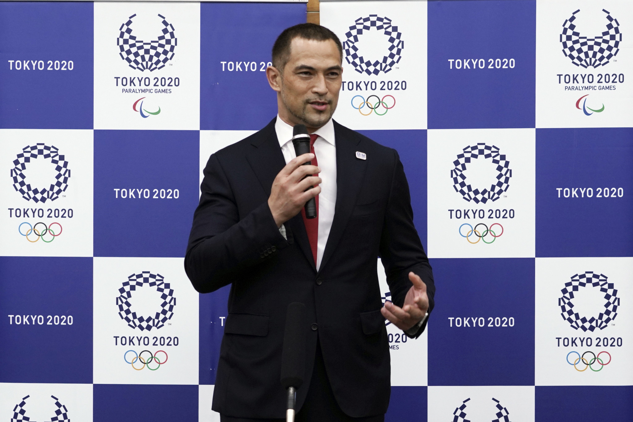 "Former Tokyo 2020 sports director Murofushi being treated for ""brain lymphoma"""