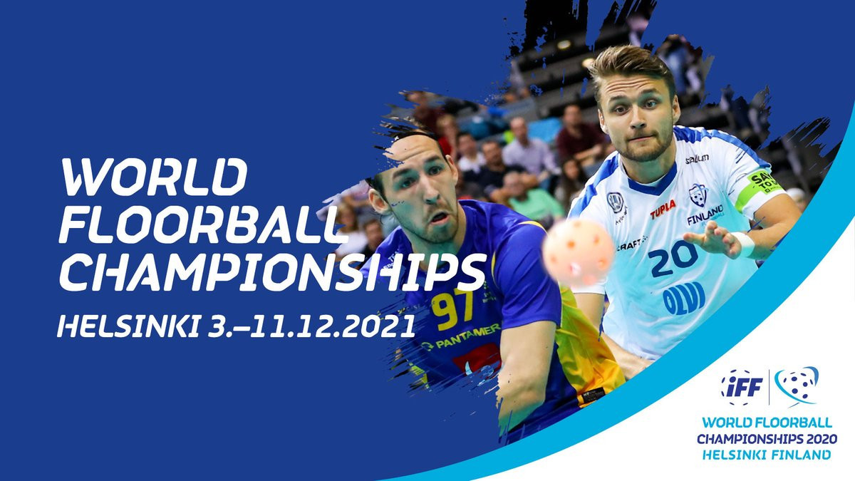 IFF confident of fans at rearranged Men's World Floorball Championships in Helsinki
