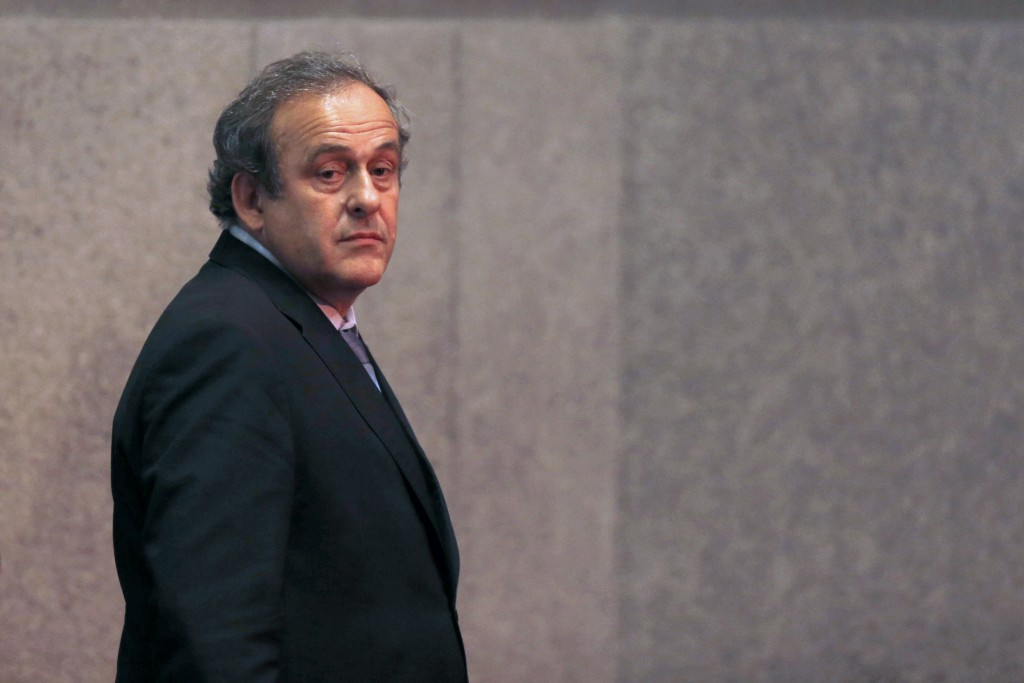 UEFA to hold off on Presidential election until Platini appeal heard