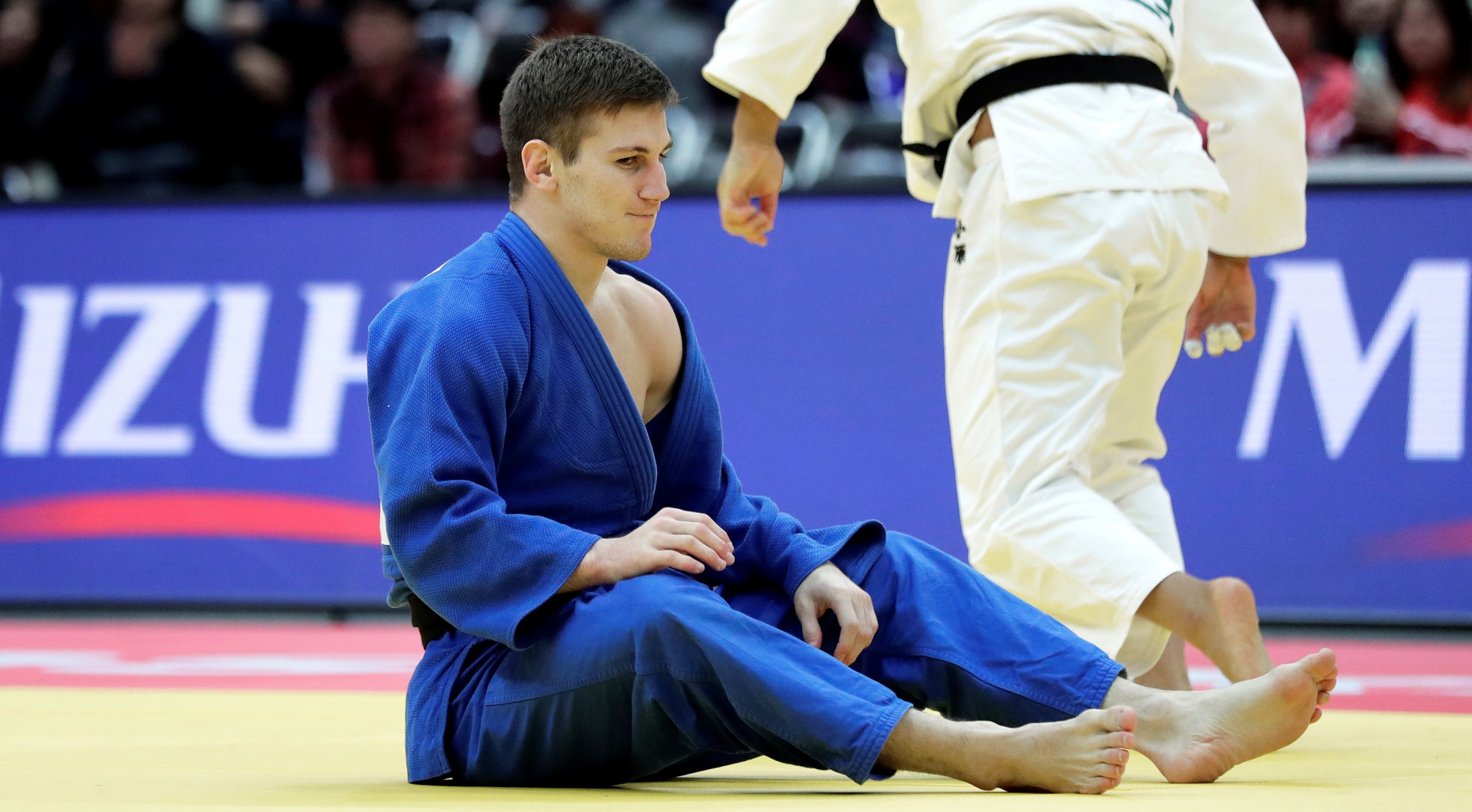 Zoloev wins historic gold medal for hosts Kyrgyzstan at Asia-Oceania Judo Championships