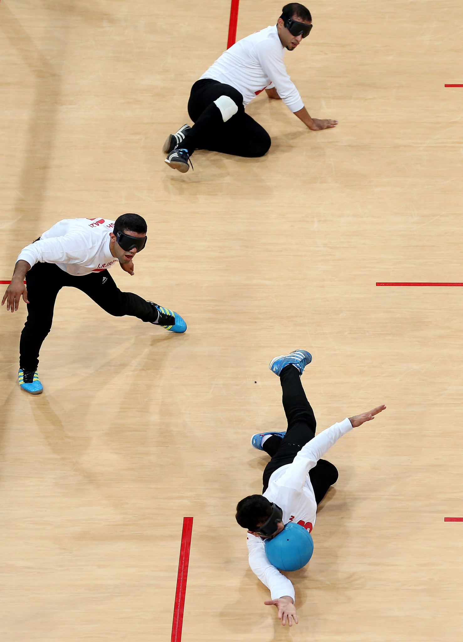 IBSA is hoping to grow goalball among African nations ©Getty Images