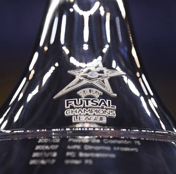The UEFA Futsal Champions League Finals are due to take place from April 28 to May 3 ©UEFA