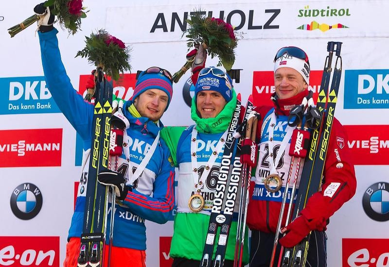 Schempp returns to podium with commanding sprint victory at IBU World Cup