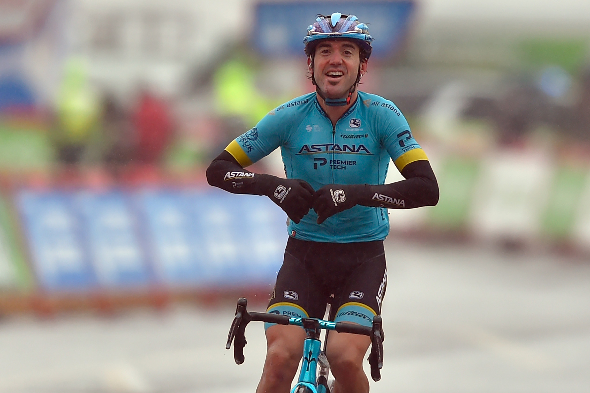 McNulty takes Tour of Basque Country race lead as Izagirre wins stage four