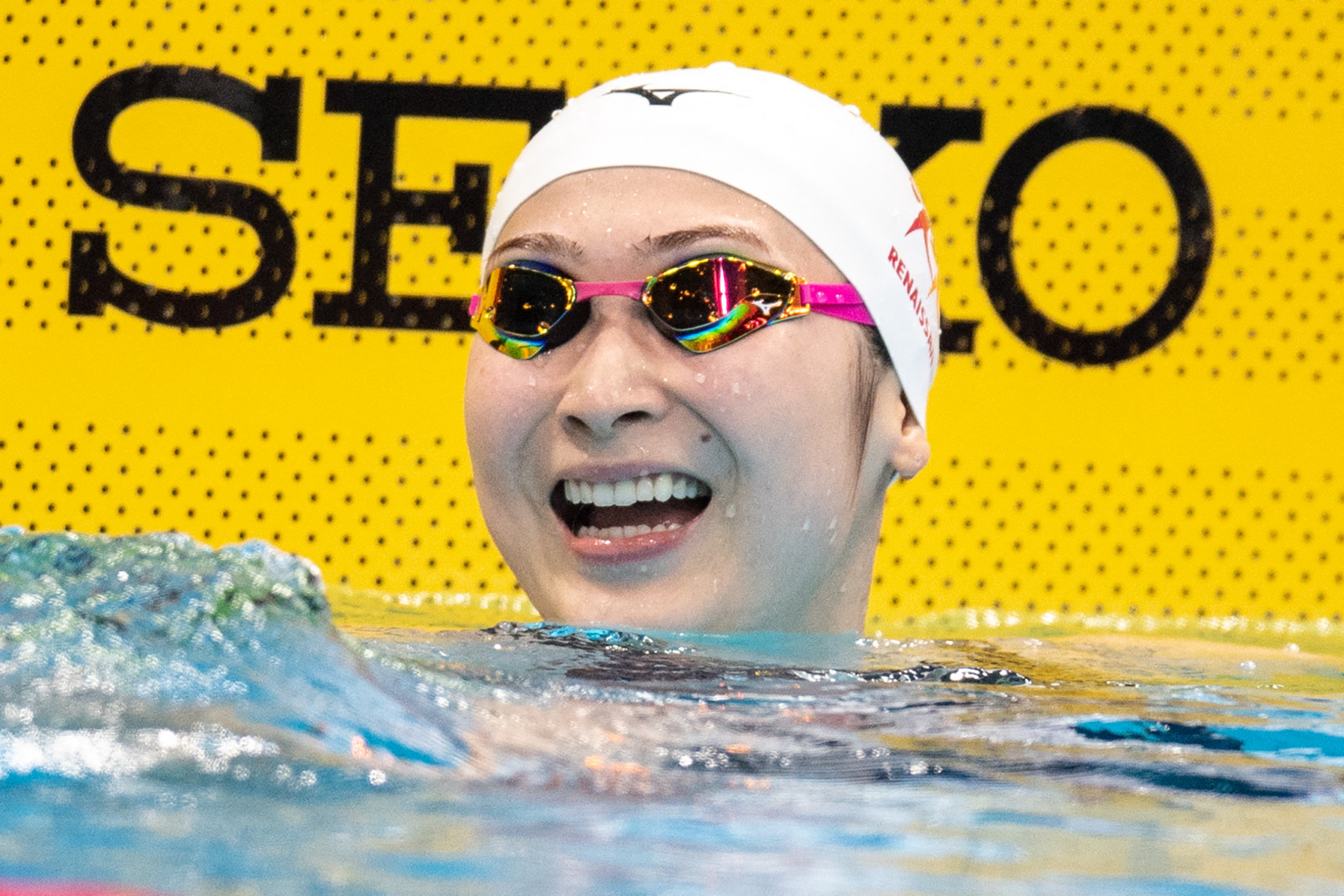 Japanese swimmer Ikee secures another Tokyo 2020 berth following cancer recovery