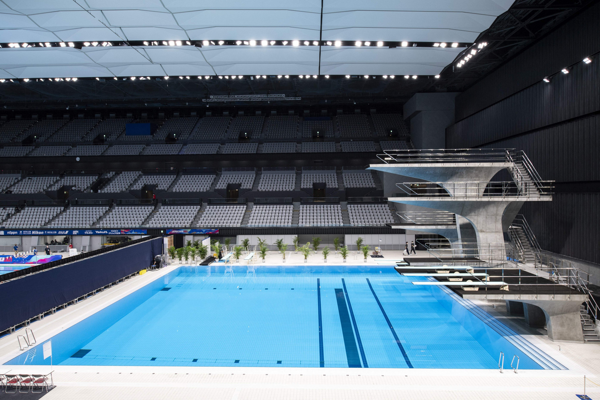 Artistic swimming and diving qualifiers for Tokyo 2020 to be held in May