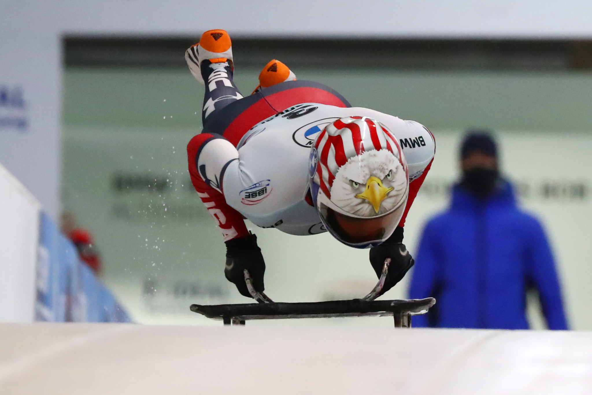 USA Bobsled and Skeleton has announced a number of partnerships in recent months ©Getty Images