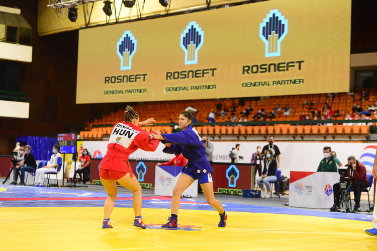 The 2021 European Sambo Championships are due to be held in a bio-secure bubble, like last year's World Championships ©FIAS