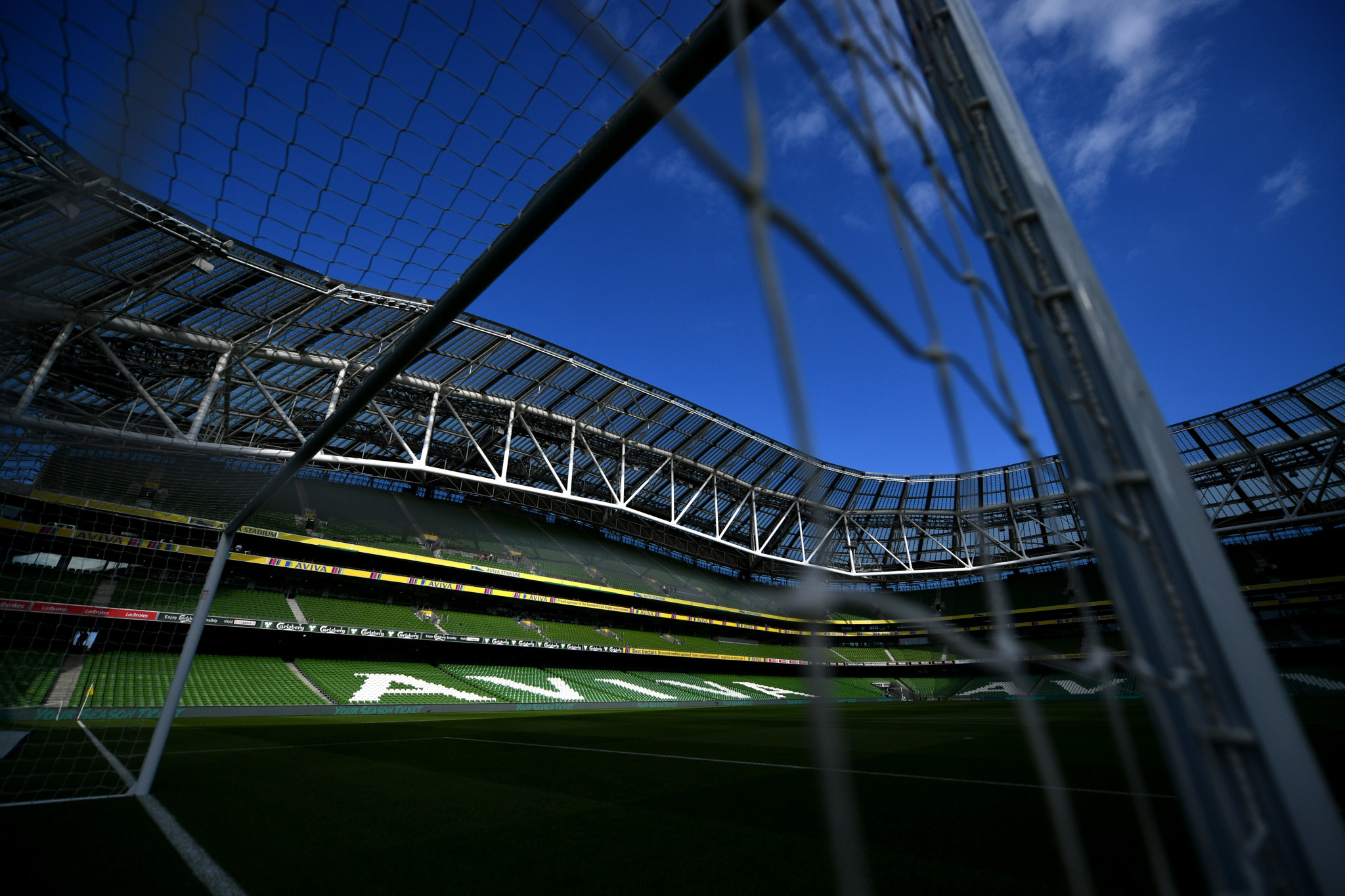 UEFA gives Dublin, Bilbao, Rome and Munich extra time to seek Euro 2020 fan guarantees