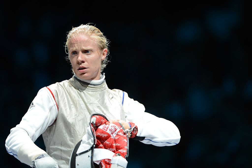 Fencer Guyart and archer Girouille new co-Presidents of French NOC Athletes' Commission