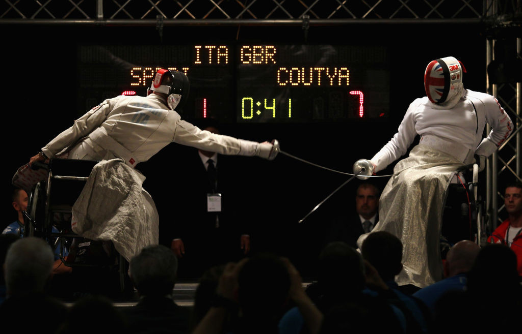 Wheelchair fencers will get the chance to compete for Commonwealth titles for the first time in 2022 when medal events feature at the Commonwealth Fencing Championships in London ©Getty Images