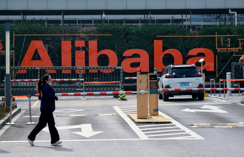 Chinese regulator imposes heavy fine on key IOC sponsor Alibaba