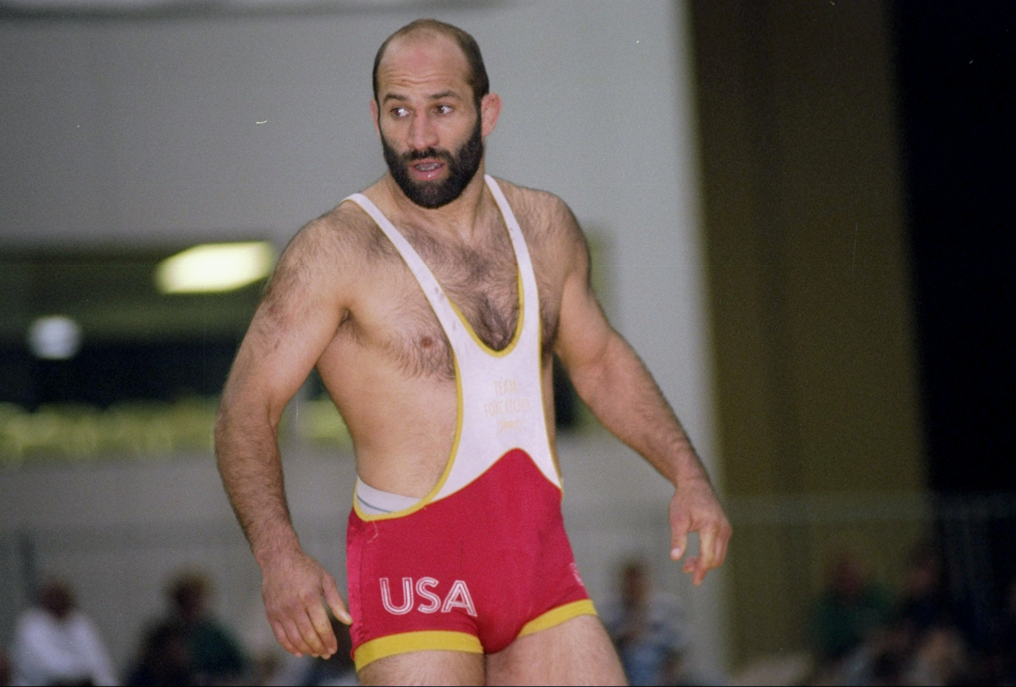 Dave Schultz was murdered in 1996 by John du Pont, who paid wrestlers to train at Foxcatcher Farm ©Getty Images