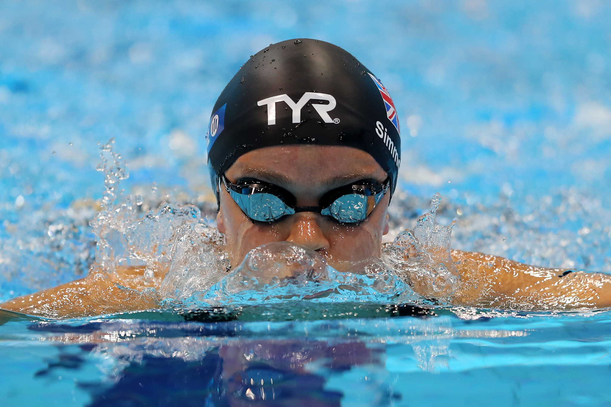 Simmonds and Moleman among winners at Sheffield World Para Swimming World Series leg