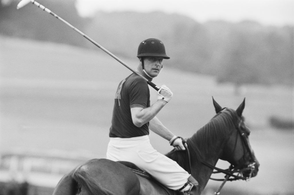 Prince Philip had also been an active polo player ©Getty Images