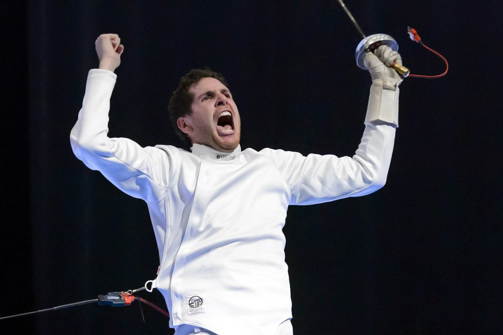 France's Gauthier cream of the crop at men's épée Fencing World Cup in Heidenheim