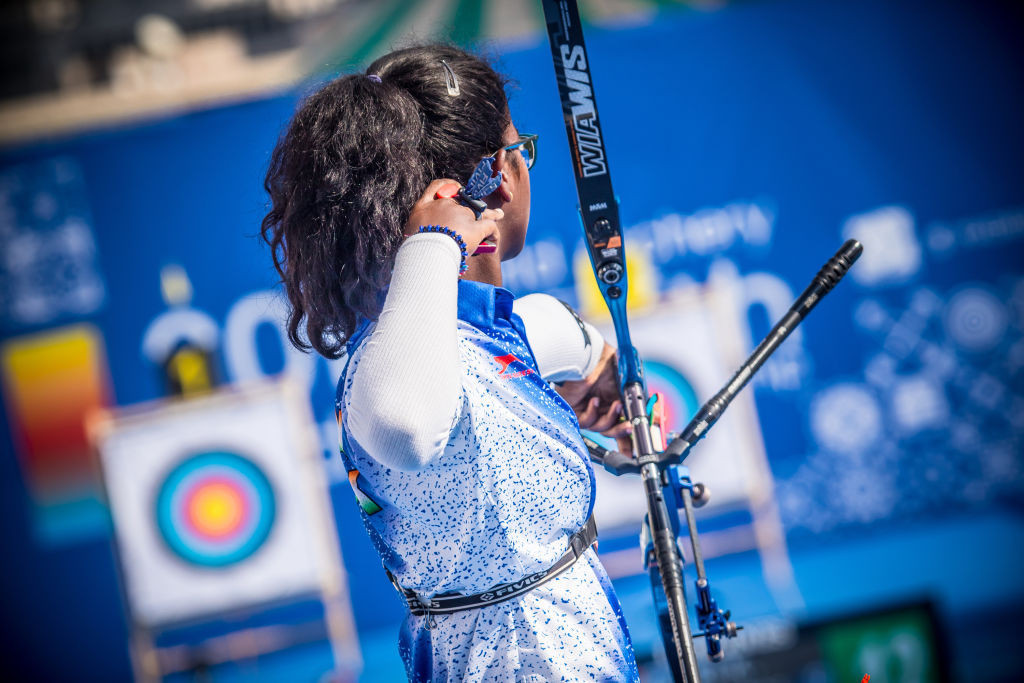 Winnipeg, in Canada, wants to host the 2025 World Archery Youth Championships ©Getty Images