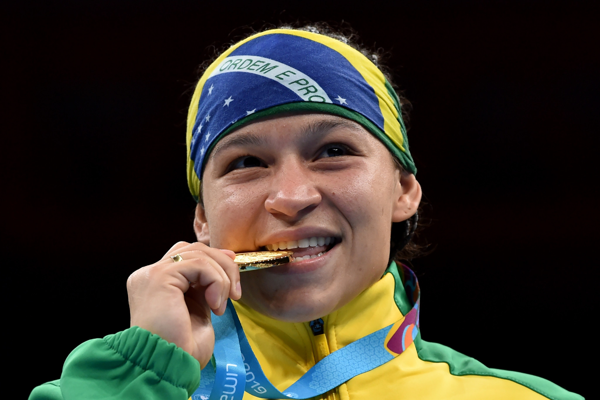 Beatriz Ferreira is the latest AIBA ambassador to be announced for the Youth World Boxing Championships ©Getty Images