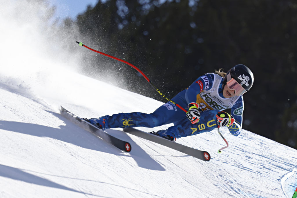 US Alpine ski stalwarts Ross, Stiegler and McKennis Duran announce retirements